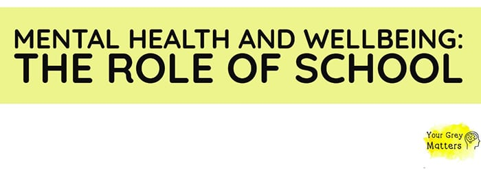 Mental Health and Wellbeing Blog Header