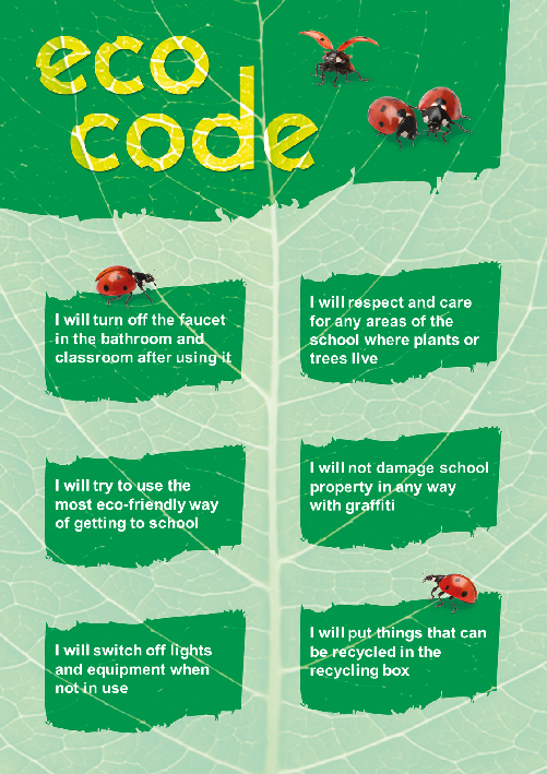 Eco-code Poster