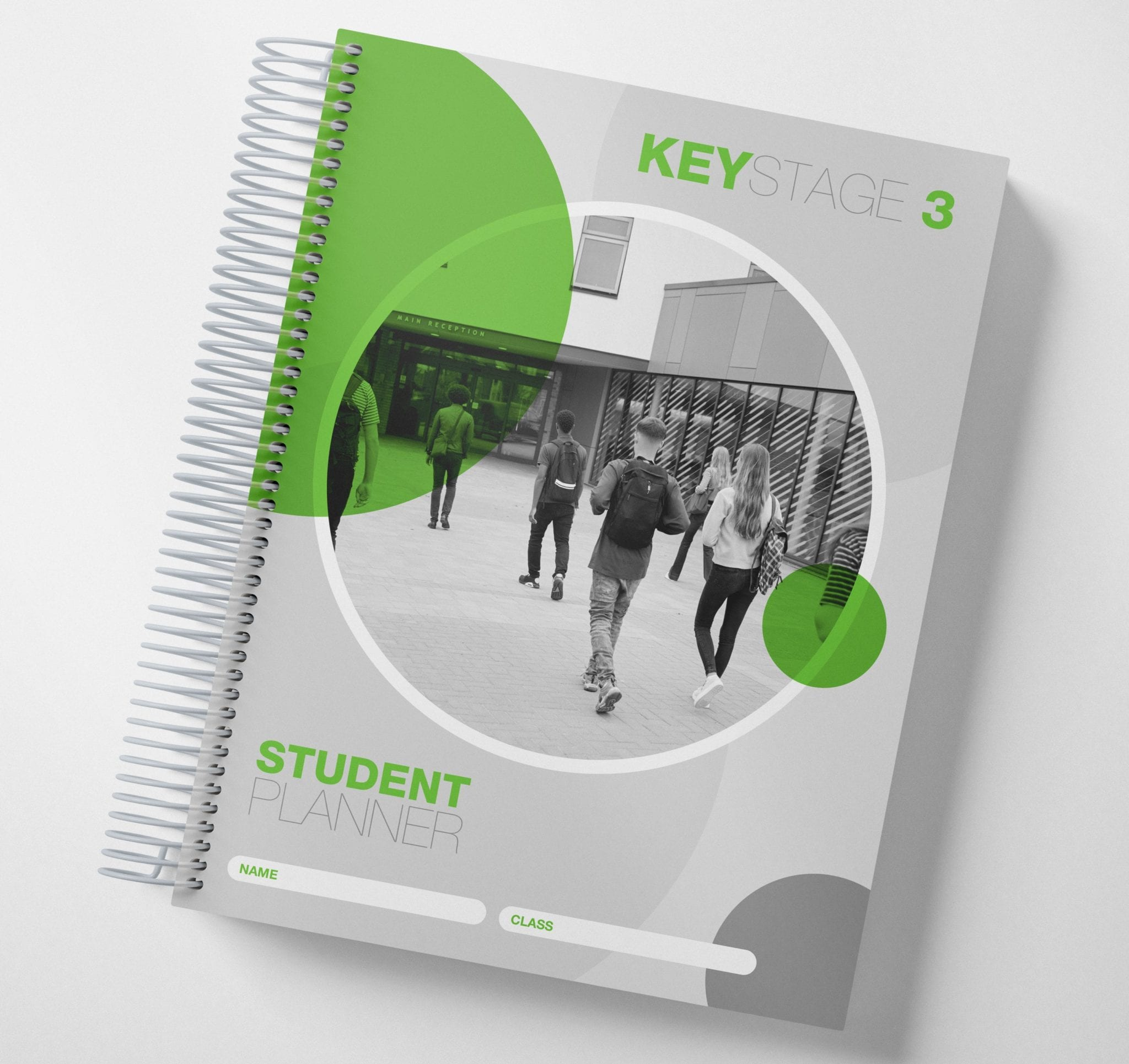 Student Planner key stage 3