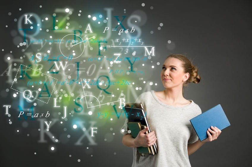 maths stock image
