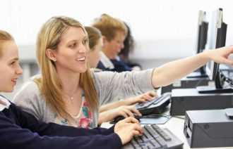 Helping pupils to learn essential computer skills