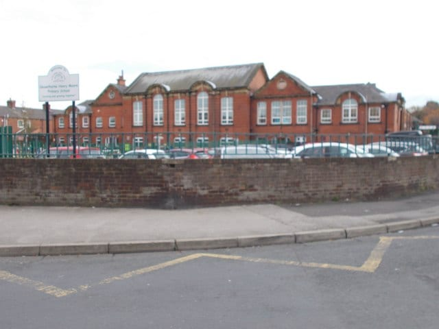 Photo of henry moore primary