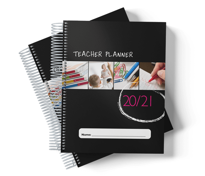 Generic teacher planners