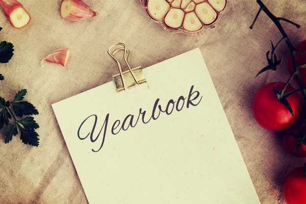 recipe yearbook