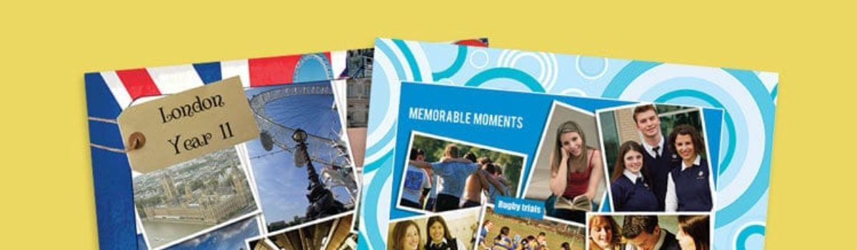 Yearbook Design Ideas: Photo Pages