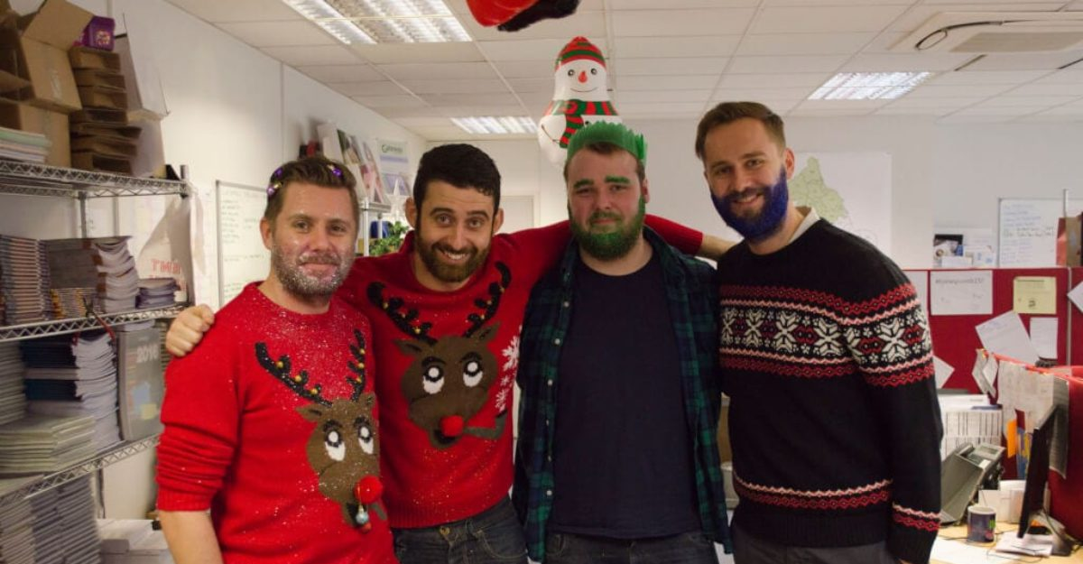 The Annual SPC Christmas Jumper Competition