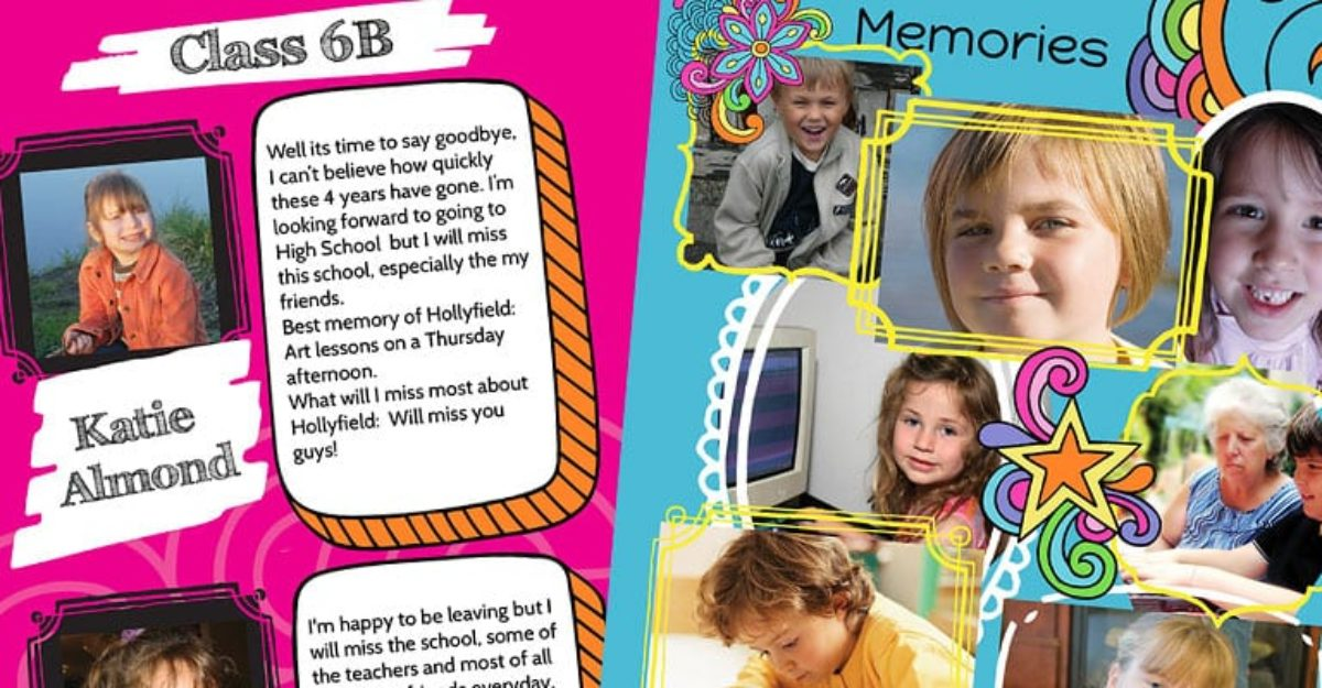 Yearbook Theme Ideas: Doodle all the way…