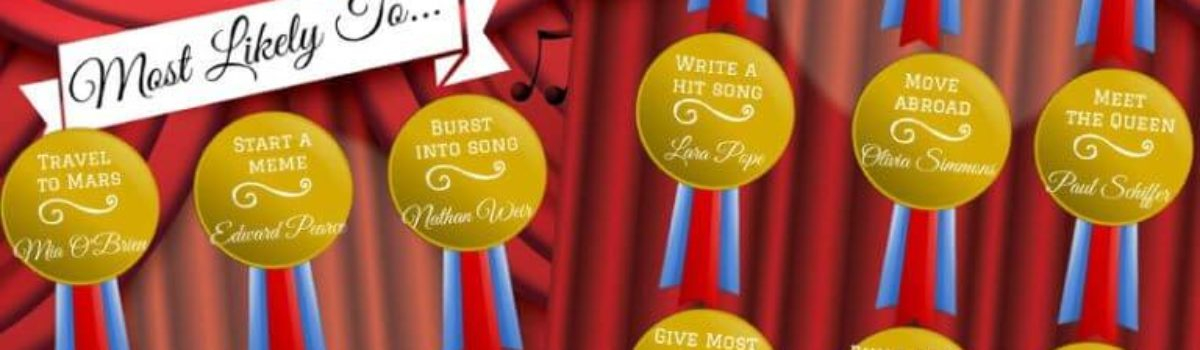 Yearbook Award Ideas: 50+ Most Likely to…