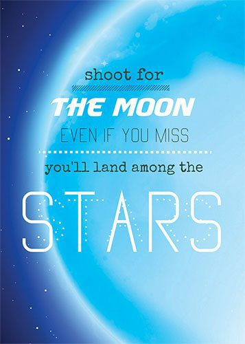 Yearbook Theme Idea-Out of this World Quote