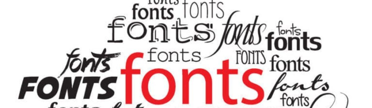 Choosing Yearbook Fonts and How to Avoid Font Abuse