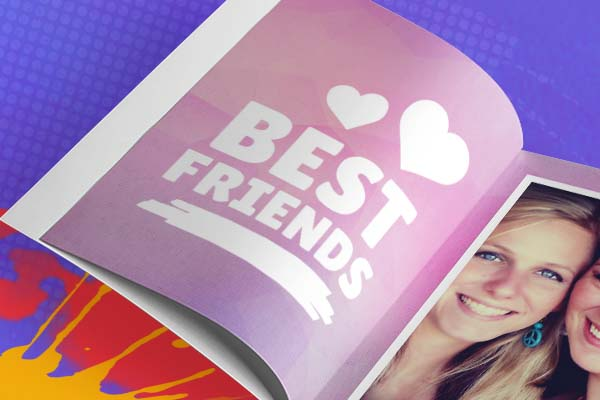 Best Friends Quotes Spread Example